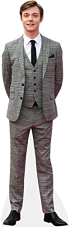 Grey Suit Rob Mallard Life Size Cutout