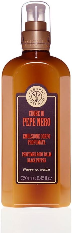 Erbario Toscano Black Pepper Body Balm 250ml