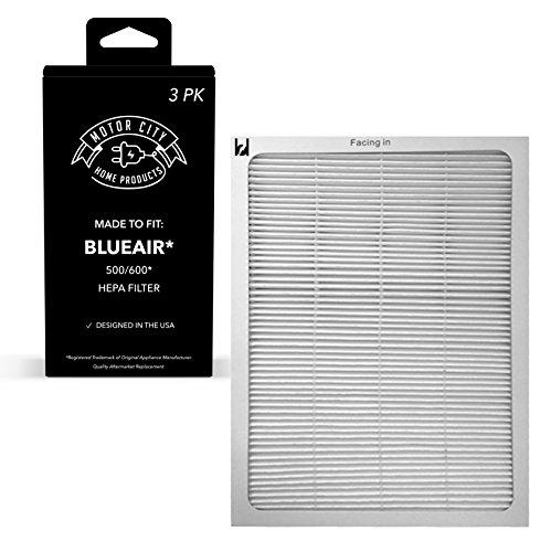 blue air filter 500 600 series - 5