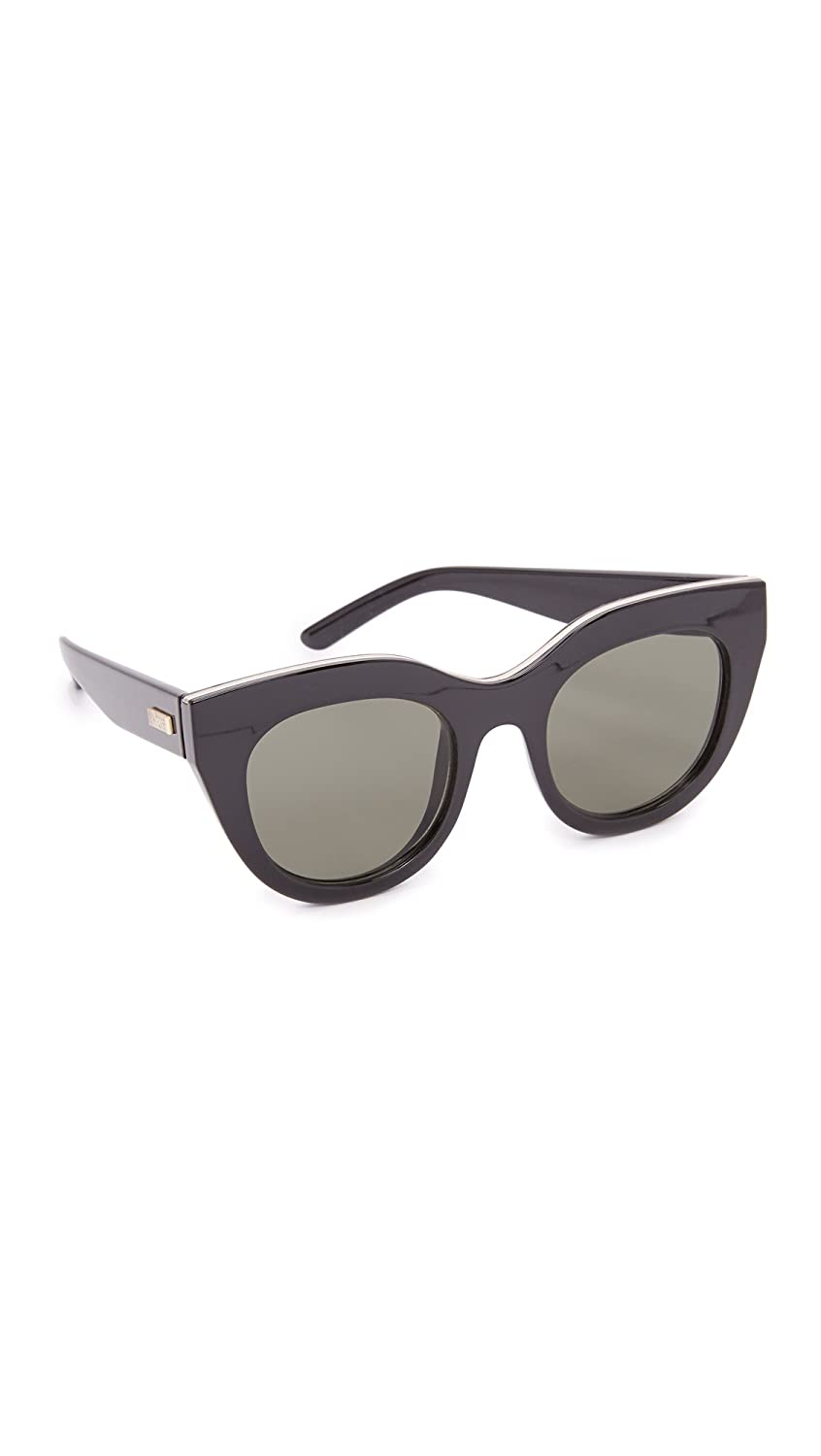 Le Specs Air Heart gafas de sol color negro
