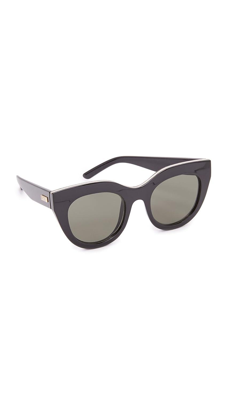 Le Specs Air Heart gafas de sol color negro