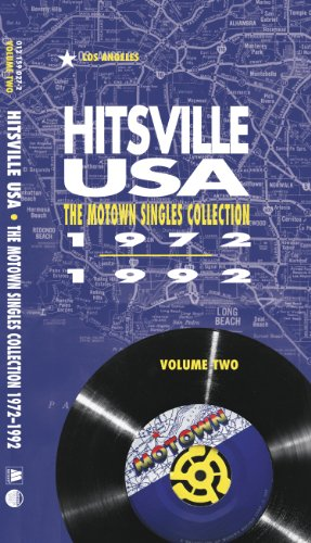 Hitsville USA, The Motown Coll...