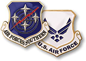 Air Forces Southern Challenge Coin from Northwest Territorial Mint