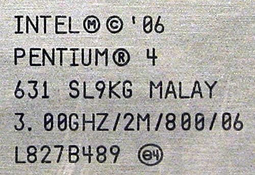 INTEL PENTIUM DUAL CORE SLA8Z E2160