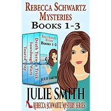 Rebecca Schwartz Mysteries 1-3: Three Funny Cozies