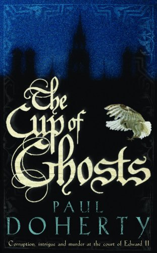 book cover of The Cup of Ghosts