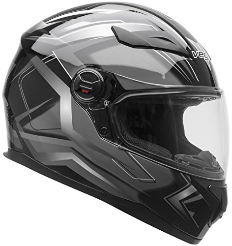 Full Coverage Motorcycle Helmet - 3