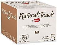 Natural Touch by Huggies, Pañal Desechable para bebé, Unisex, Etapa 5, Caja con 100 piezas, Ideal para Bebés d