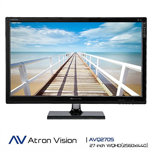 Atron Vision Professional 2560X1440 Widescreen product image
