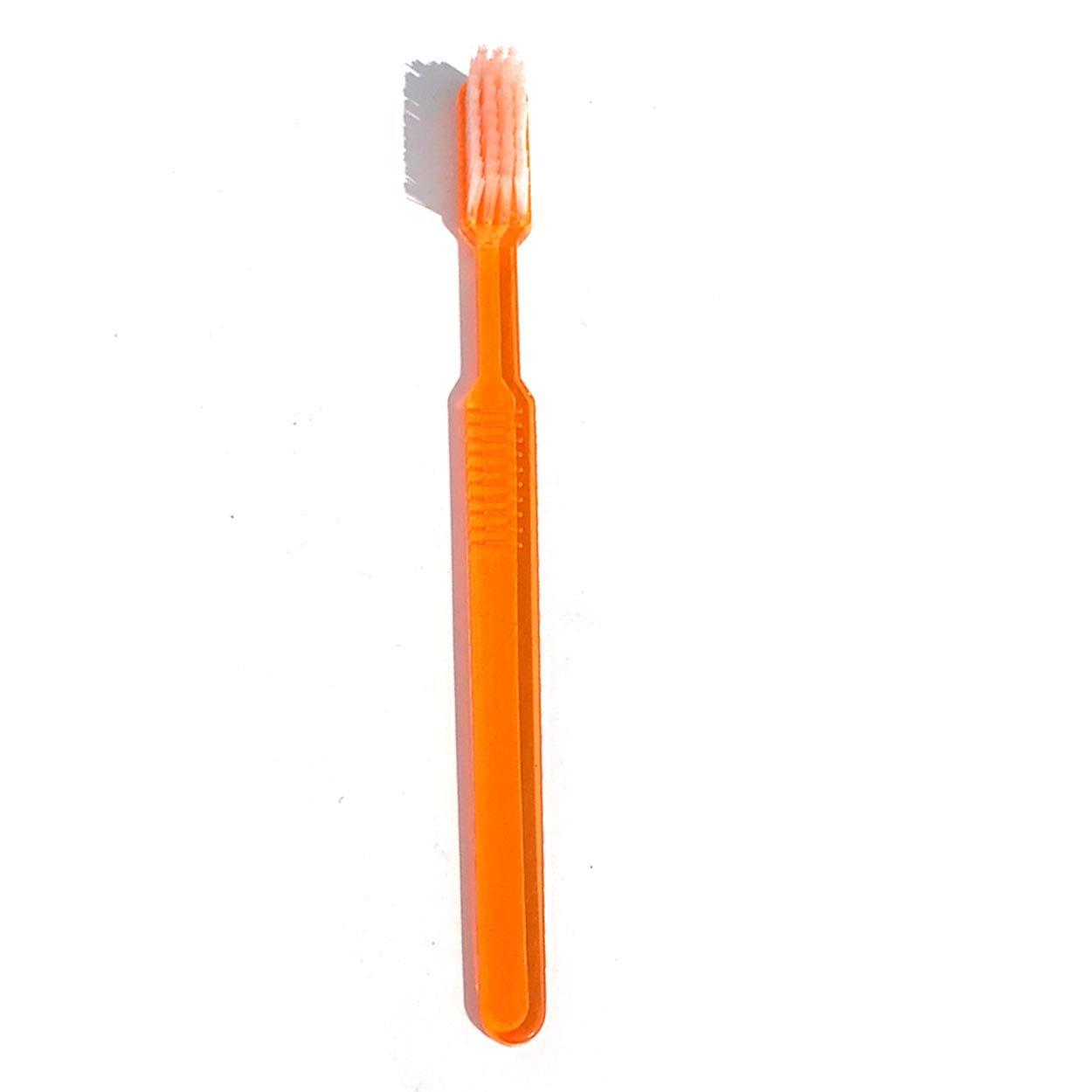 Dr. Bauer s una vez Cepillos de Dientes, einwegzahnbürsten con pasta de dientes embalaje individual paquete de 100: Amazon.es: Salud y cuidado personal