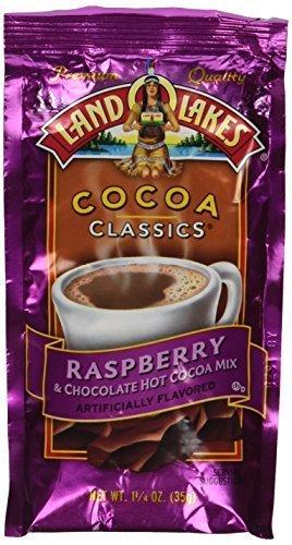 Land O' Lakes Raspberry Cocoa Mix - 1.25 oz - 12 pk ()