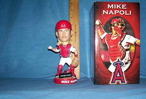 2009 Mike Napoli Bobblehead Sga California Angels New In Box