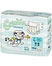 Crinklz Aquanaut Large - verpakking met 15 stuks