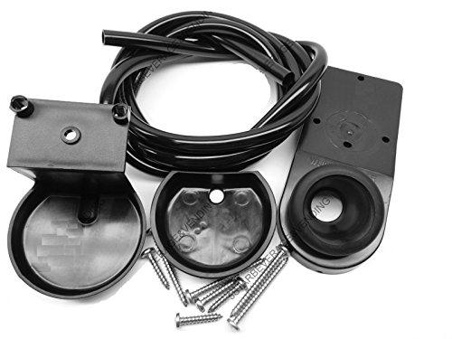 Wunder-Bar Bar Gun Hose Hanger Sanitary Drip Cup Conversion Kit