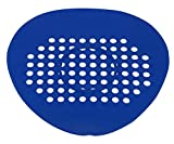 Big D 648 Deodorant Urinal Screen, Apple Fragrance, Blue (Pack of 12) - Lasts up to 45 days - Ideal for restrooms in offices, schools, restaurants, hotels, stores