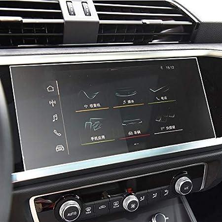 XHULIWQ Navegación del Coche Pantalla de Cristal Templado Película Protectora Radio GPS Pantalla, para Audi Q3 2019: Amazon.es: Deportes y aire libre