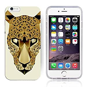 "Animal Art Illustration Pattern HD Durable Hard Plastic Case Cover for iphone 6 Plus(5.5"") hjbrhga1544"