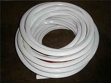 RV Gutter, Ultra White, 25' UW025004