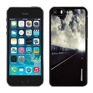 NEW DIY Unique Designed iPhone 5C Generation Phone Case For Open Road Phone Case Cover