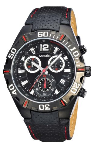 Accurist Gents London Chronograph Watch MS834BR