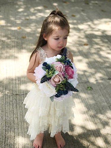 0e17a84136 Amazon.com: Flower Girl Dress, Flower Girl Dresses for Weddings ...