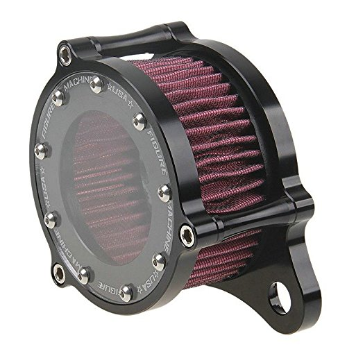 Harley Davidson Air Filter Kits : Airkoul air cleaner intake filter kit for harley davidson