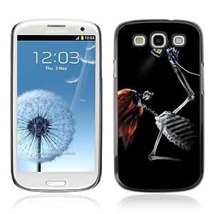 YOYOSHOP [Cool Skeleton X-Ray] Samsung Galaxy S3 Case