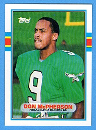 Don Mcpherson Eagles