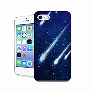 2XDesign Meteor,Dark-Blue TPU Special Protector Hard Cover Case For iPhone 5c