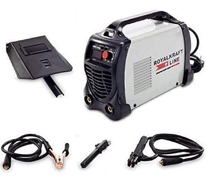 Soldadora profesional eléctrica de electrodos. Tecnología IGBT Inverter