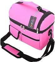 Tyidalin gran capacidad bolsa nevera bolsa isot/érmica para familia de equipaje barbacoa Camping Picnic almuerzo almuerzo/ /8L