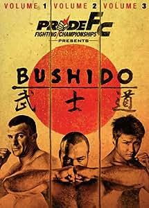 Pride FC - Bushido Vols. 1-3