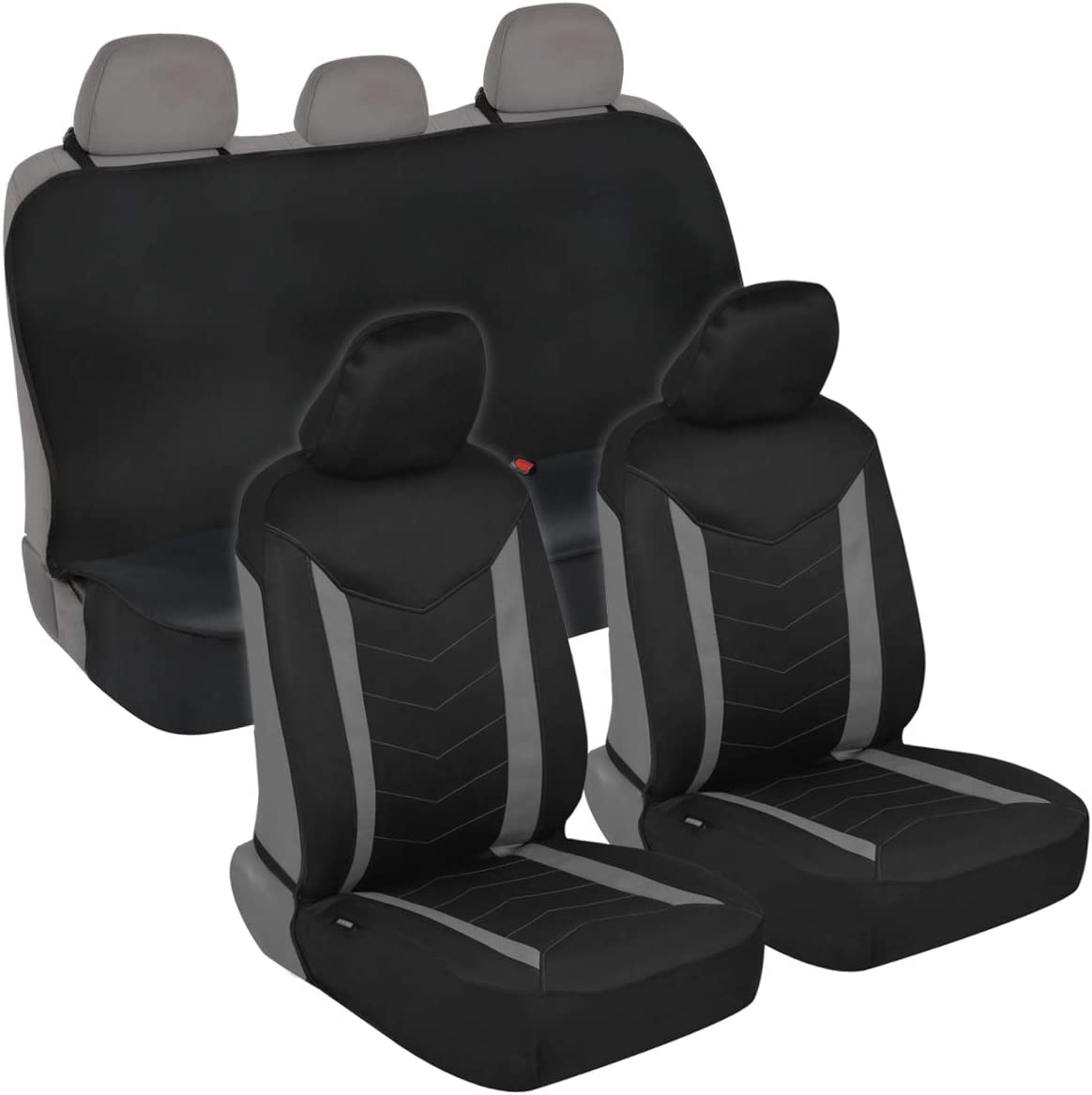 Seat Cover Ford Focus Front 100/% Waterproof Premium Neoprene Airbag Safe