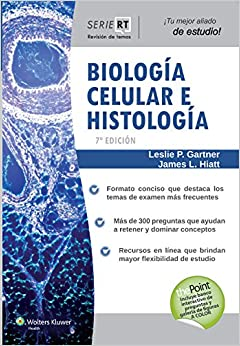 Book Biologia Celular e Histologia: Serie Revision de Temas (Board Review Series)