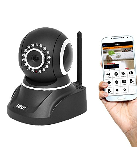Indoor Security Wireless Surveillance Monitoring