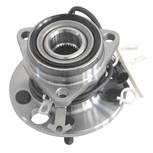 DRIVESTAR 515019 New Front Wheel Hub & Bearing Assembly for 95-02 Chevy Astro Safari AWD (Chevy Astro Awd)