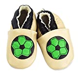 YeeHi Soft Sole Leather Shoes Infant Toddler Crib Shoes Prewalker Shoes Baby Shoes