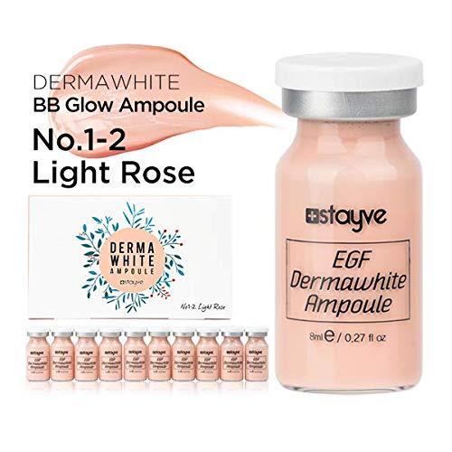 BB Glow Stayve Dermawhite No.1-2 Light Rose BB Glow Treatment