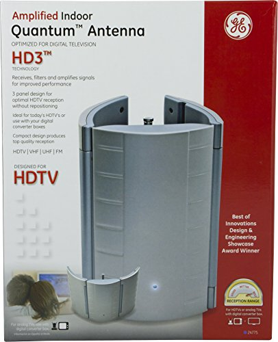 030878247757 - GE 24775 Quantum HDTV Amplified Antenna (Discontinued by Manufacturer) carousel main 4
