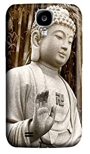 Buddha Sculpture Polycarbonate Hard Back Case Cover for Samsung Galaxy S4 SIV I9500