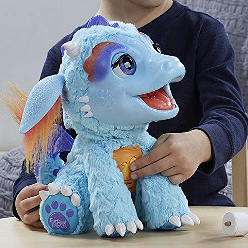 Hasbro, B5142, Furreal Friends, Torch My Blazing Dragon. Plush by Hasbro (Image #4)