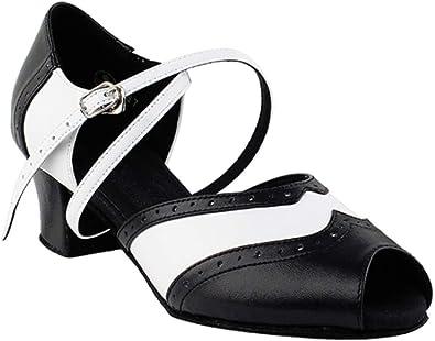 Ladies Women Ballroom Dance Shoes