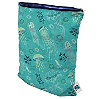 Planet Wise Wet Diaper Bag, Medium (Jelly Jubilee)
