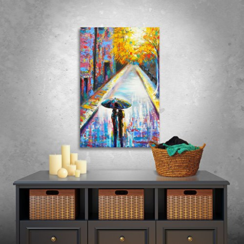 Art Wall Paris Back Street Magic Gallery Wrapped Canvas Art by Susi Franco, 48 by - Warwick In Stores Ri