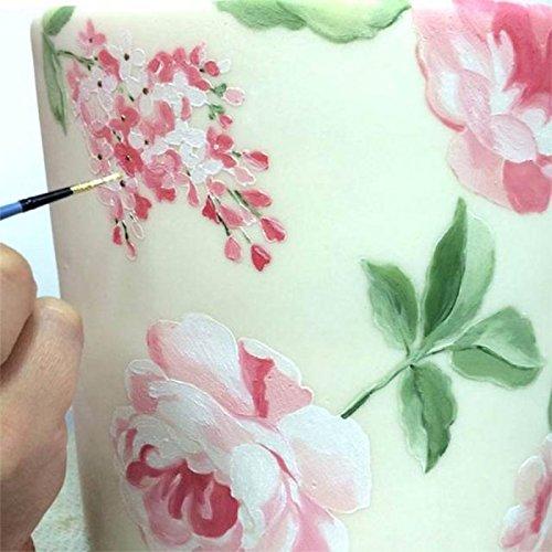 Yueyue Sugarcraft Rose cake lace stencil cake decorating tools cake mold wedding cake decoration ()