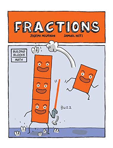 Fractions (Building Blocks of Math/Hardcover) (Building Blocks Of Mathematics)