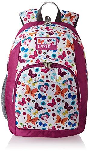 Lavie Fuchsia Casual Backpack (BLEI924095D3)