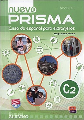 nuevo Prisma C2 : libro del alumno + CD