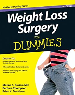 Weight loss surgery for dummies kindle edition by marina s kurian weight loss surgery for dummies by kurian marina s thompson barbara fandeluxe Images