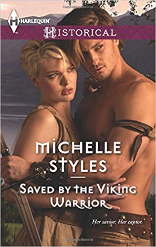 Saved by the Viking Warrior (Harlequin Historical)